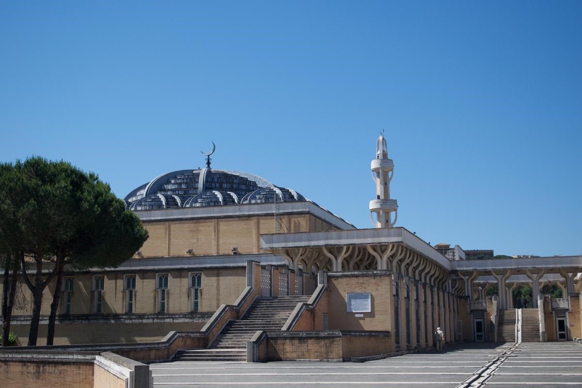 Centro Islamico d'Italia – Roma